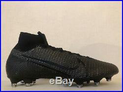 Nike Mercurial Superfly 7 Elite AG-PRO Black AT7892-001 Mens Size 9 Sample