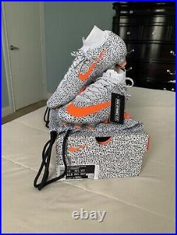 Nike Mercurial Superfly 7 Elite CR7 Safari FG Size 10 CQ4901-180