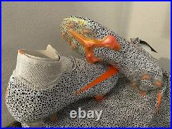 Nike Mercurial Superfly 7 Elite CR7 Safari FG Size Us 9 Se Vapor 13 II Cr7