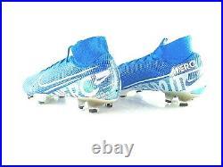 Nike Mercurial Superfly 7 Elite FG ACC AQ4174 414 Blue UK 7 US 8 Eur 41