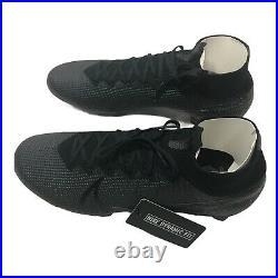 Nike Mercurial Superfly 7 Elite FG Black Soccer Men's Size 10.5 AQ4174-010