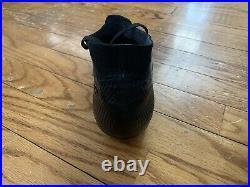 Nike Mercurial Superfly 7 Elite FG Kinetic Black Black Size US 8.5, UK 7.5