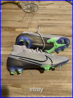 Nike Mercurial Superfly 7 Elite FG Men's Soccer Shoes Black, US 9