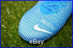 Nike Mercurial Superfly 7 Elite FG Multi Size Sky Blue Soccer Cleats AQ4174-414