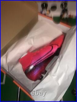 Nike Mercurial Superfly 7 Elite FG SZ 9 Laser Crimson Soccer Cleats AQ4174-160