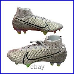 Nike Mercurial Superfly 7 Elite FG Sand Mens Size 9 Soccer Cleats AQ4174-006