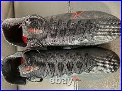 Nike Mercurial Superfly 7 Elite FG Size 8 US Soccer Cleats Black AQ4174-060