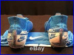 Nike Mercurial Superfly 7 Elite FG Sky Blue Soccer Cleats AQ4174-414 Size 10 NEW
