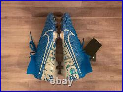 Nike Mercurial Superfly 7 Elite FG Sky Blue Soccer Cleats AQ4174-414 Size 13 NEW