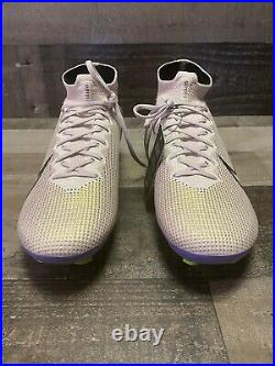 Nike Mercurial Superfly 7 Elite FG Soccer Cleats AQ4174 005 SIZE 12