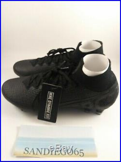 Nike Mercurial Superfly 7 Elite FG Soccer Football Cleats AQ4174 001 Size 7.5
