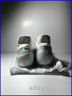 Nike Mercurial Superfly 7 Elite FG White (AQ4174-100) Men's Size 11 US