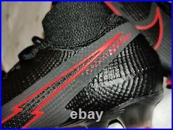 Nike Mercurial Superfly 7 Elite Fg Soccer Cleats Men Size 9 Dk Smoke Gray