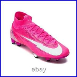 Nike Mercurial Superfly 7 Elite Mbappé Rosa Soccer Cleats Size 9.5 DB5604 611