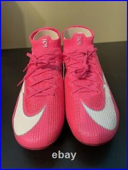 Nike Mercurial Superfly 7 Elite Men Size 9 Mbappé Rosa DB5604-611