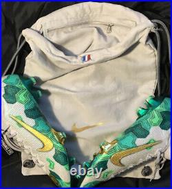 Nike Mercurial Superfly 7 Elite SE FG Mbappe X Bondy Size 10.5 CT1099-093