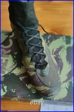 Nike Mercurial Superfly 7 SE Elite FG Football Soccer Boots Camo US 12 UK 11