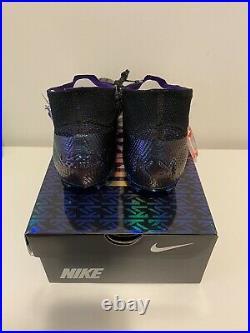 Nike Mercurial Superfly 7 VII Chosen 2 Mbappe x Lebron, CT2483-001, Size 9.0
