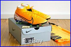 Nike Mercurial Superfly 7 VII Elite SE FG Laser Orange US 8 UK 7 Only 2019 pairs