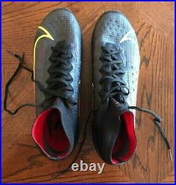 Nike Mercurial Superfly 8 Elite FG Black