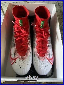 Nike Mercurial Superfly 8 Elite FG Mens US 9/Womens US 10.5