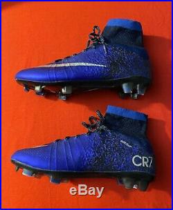 Nike Mercurial Superfly CR7 Chapter 2 Natural Diamond FG Size 7