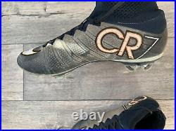 Nike Mercurial Superfly CR7 Limited ACC Vapor Carbon Soccer Boots Cleats US 9,5