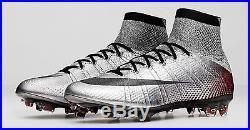 Nike Mercurial Superfly CR7 Quinhentos FG 839622-006 Limited $300 sz 10.5
