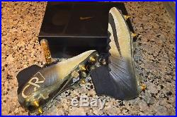 Nike Mercurial Superfly CR SE SGPRO 333 Rare Gold Limited Edition US 11.5 NEW