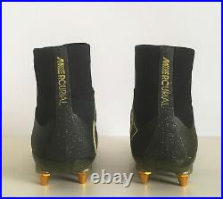 Nike Mercurial Superfly CR SE SG-PRO 804076-090 Black Soccer Cleats RARE #314