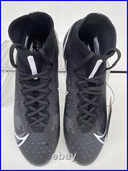 Nike Mercurial Superfly Elite FG By You ID Black-White Mns. 7.5=W. 9(DD0317-001)