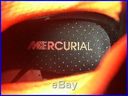 Nike Mercurial Superfly FG Urban Lilac Mango SZ Mens Soccer Cleats (641858-580)