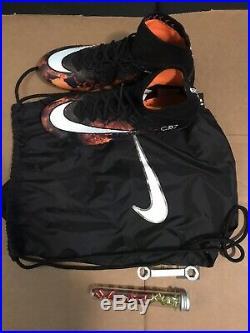Nike Mercurial Superfly IV 4 CR7 SG-Pro Elite 7 Rare Lava- Size 8