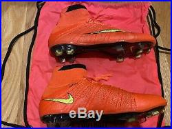 Nike Mercurial Superfly IV 4 FG Soccer Clears Size 8.5 Lightly Used