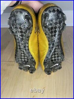 Nike Mercurial Superfly IV 4 FG US 8.5 Nike ID Gold/Black