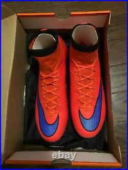 Nike Mercurial Superfly IV AG Crimson/Violet Sz 9 US BNIB