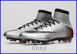 Nike Mercurial Superfly IV CR7 Quinhentos FG Soccer Shoes 839622-006 sz 9.5