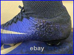 Nike Mercurial Superfly IV CR FG Natural Diamond Size 9 US 8 UK Cleats CR7