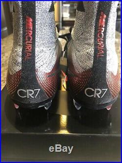 Nike Mercurial Superfly IV CR SE Quinhentos FG SZ 9.5 CR7 Cristiano Ronaldo