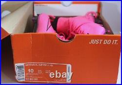 Nike Mercurial Superfly IV FG Size 10 Hyper Pink (Hypervenom ACC T90 Ctr360)