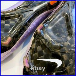 Nike Mercurial Superfly IV Fg 641858 580 10.5 Us Soccer Cleats Rare