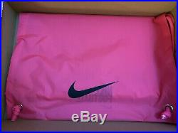 Nike Mercurial Superfly IV Leather FG Black Pink Size 9 US 8 UK Tech Craft pack