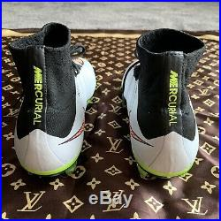 Nike Mercurial Superfly IV Sz 8.5 Elite Vapor Magista Obra Phantom X XIII VII