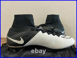 Nike Mercurial Superfly IV Tech Craft Leather FG Light Bone 747219-001 Size 11
