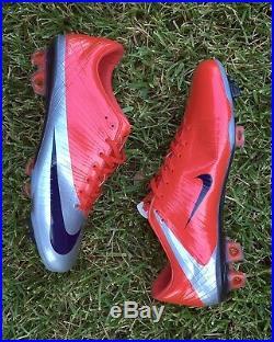 Nike Mercurial Superfly I FG Vapor XI IX X 3 Us 10 CR VIII V IV Ltd II
