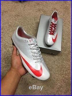 Nike Mercurial Superfly I SG Vapor XI IX X 3 Us 9.5 CR VIII V IV Ltd II