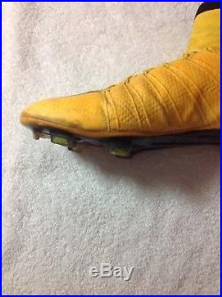 Nike Mercurial Superfly Iv Fg Soccer Cleats Orange Size 9.5 Msrp $275
