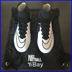 Nike Mercurial Superfly LTHR FG 747219-001 Light Bone Soccer Cleats Tech Craft