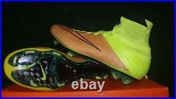 Nike Mercurial Superfly Leather FG Total90 Magista Hypervenom X 15 16 17 18.1