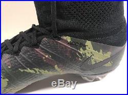 Nike Mercurial Superfly SE FG Camo Pack Green Black UK 9 EUR 44 835363 300